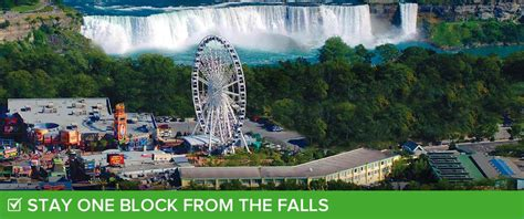 Make Comfort Inn Clifton Hill Your Niagara Hotel Of Fun