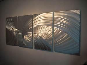 Unique contemporary metal wall art decosee