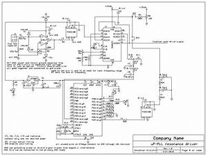 Induction Coil Wiring Diagram