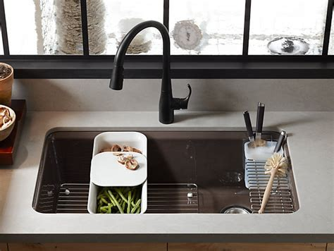 K 5871 5UA3   Riverby Under Mount Kitchen Sink with