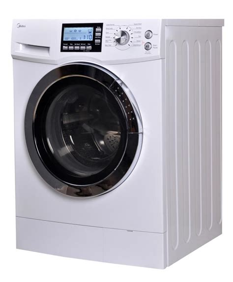 New Midea 20 Cu Ft Combination Washerdryer Combo