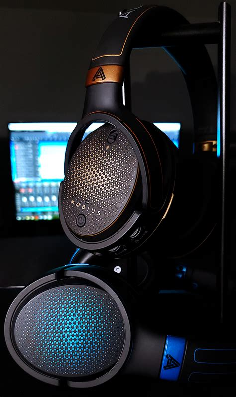 Fresh From the Bench: Audeze Mobius Headphones Reviewed ...