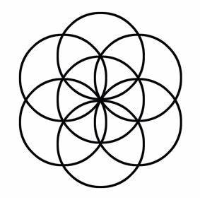 Tatouage Symbole Vie : graine de vie symbolinks fleur de vie tatouage graine de vie et symbole de la vie ~ Melissatoandfro.com Idées de Décoration