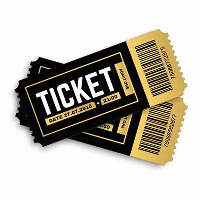 Ticket Vector Cinema Theater Event Tickets Concert