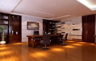 floor and decor corporate office modern ceo office interior design slightly reflective floor brightens up a wood theme light