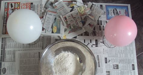 flour and water decorations time for play flour water and balloons pinatas