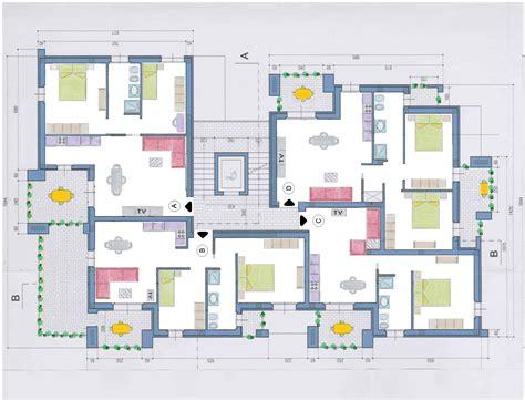Piantine Appartamento by Appartamenti Tipo A Edilizia Nunziatini Immobili In