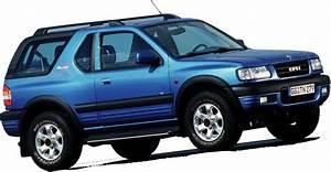 Vauxhall  Opel Frontera 1991