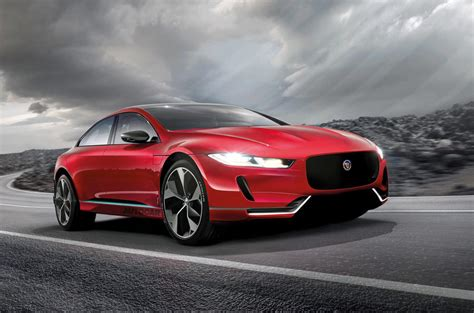 2021 Jaguar J-pace Moves Closer To Production With Global