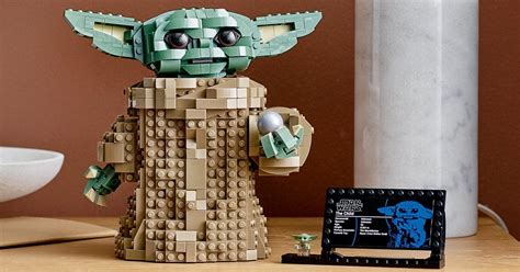 LEGO Star Wars 75138 The Mandalorian Baby Yoda Set is Live