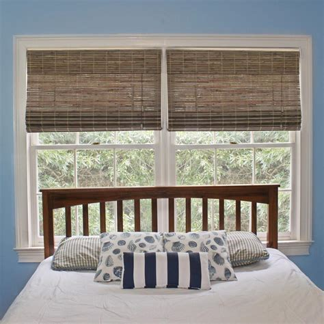 Home Decorators Collection Driftwood Flat Weave Bamboo