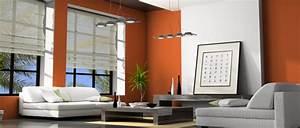 Deco Salon Agencement Canape Et Luminaire