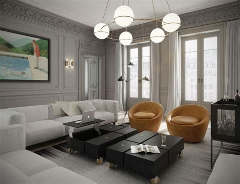 Updated New York Apartment Classic Style by Eye For Design Decorating Apartment Style A
