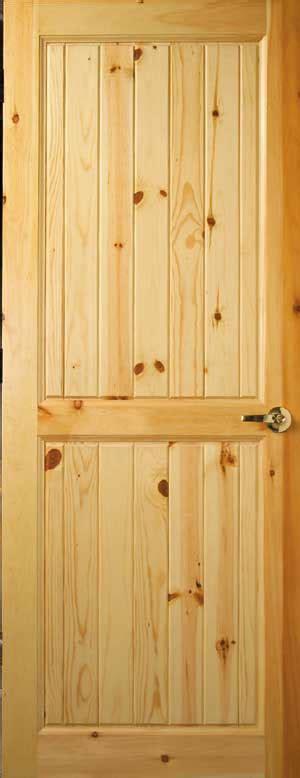 custom interior wood doors cedar knotty pine doors