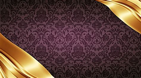 european pattern background shading business card face