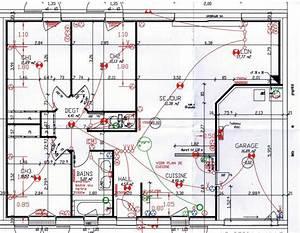 Norme Electrique Maison : schema electrique pour une maison ~ Melissatoandfro.com Idées de Décoration