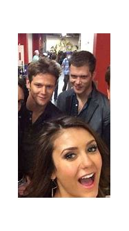 The Cast Of The Vampire Diaries, Ranked By Instagram Followers