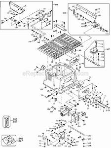 Black And Decker 9442 Parts List And Diagram