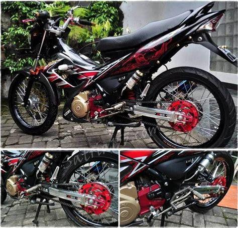Foto Gambar Satria 2015 by Gambar Foto Modifikasi Motor Satria Fu 2015 Modif