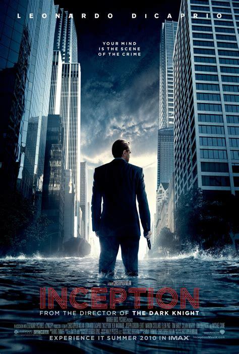 Christopher Nolan's Inception Movie Poster - /Film