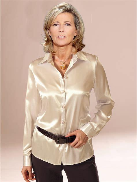 blouson blouse pin by silky on blouses satin satin