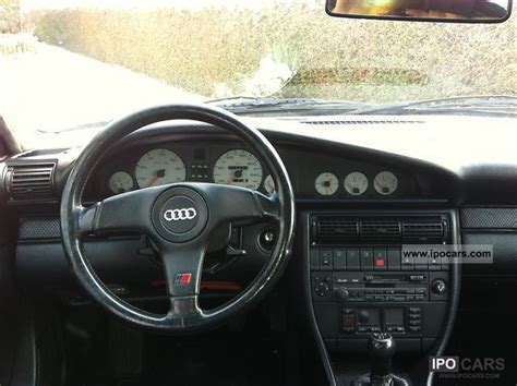 car manuals free online 1992 audi s4 seat position control 1992 audi s4 c4 20v turbo car photo and specs