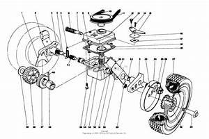 Toro 16173  Whirlwind Lawnmower  1975  Sn 5000001