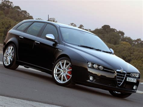 Alfa Romeo 159 Sportwagon by 2014 Alfa Romeo 159 Sportwagon Pictures Information And