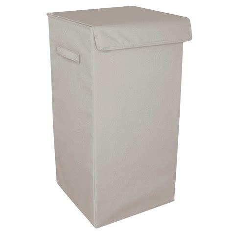 panier 224 linge pliable intiss 233 linge de lit gris clair kiabi 10 00