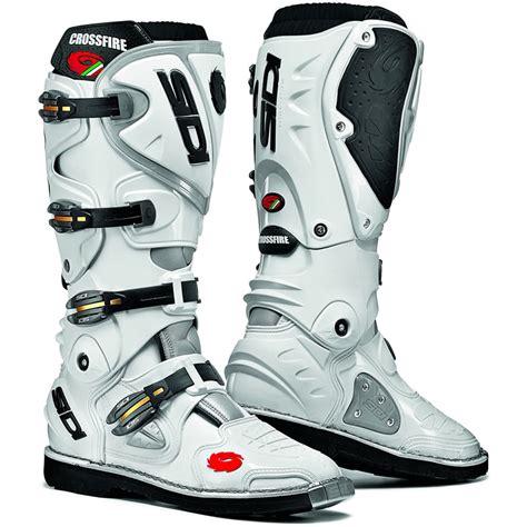 motocross boots sidi sidi crossfire mx enduro off road steel toe motocross dirt