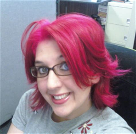 special effects hair dye cherry bomb pictures  reviews