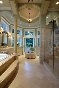 Dream master bathroom for the home pinterest for Dreams about bathrooms