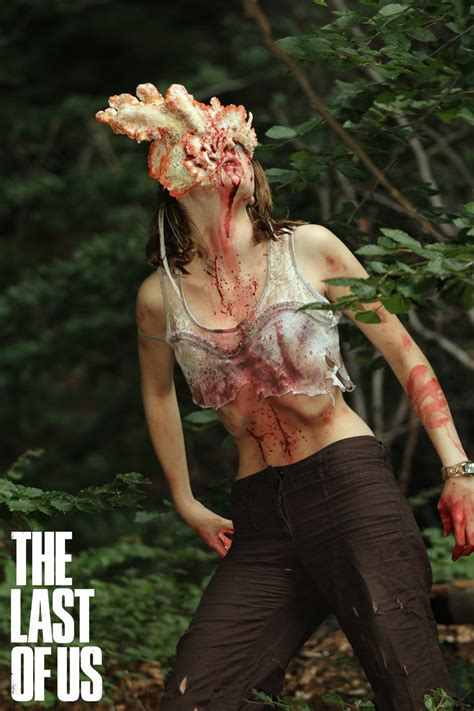 The Last Of Us These Cosplay Confirms Clicker As Scariest