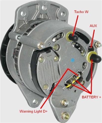 lucas alternator wiring diagram wiring diagram