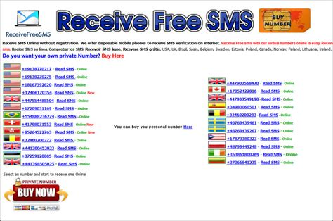 temporary phone number generator 8 websites to receive free sms with numbers for
