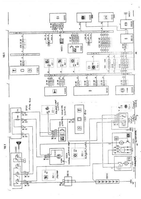 Xantia Wiring Diagram