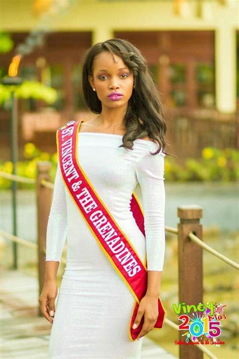 Miss 2015 St. Vincent & the Grenadines (SVG) | Carnival ...