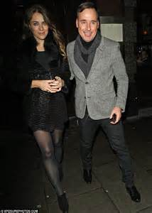square engagement ring liz hurley out with susannah constantine and david furnish after split from shane warne daily