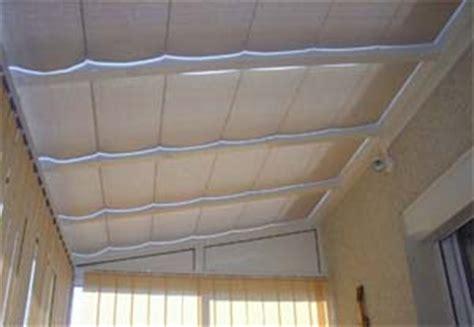 rideau chambre froide store de véranda stores d 39 intérieur pour toiture veranda