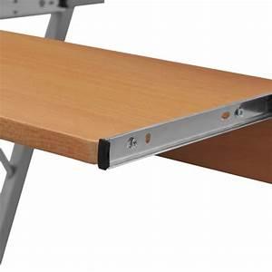Computertisch Auf Rollen : computertisch computerwagen pc tisch b rotisch laptop auf ~ Watch28wear.com Haus und Dekorationen
