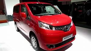 Nissan Nv200 Evalia : 2013 nissan nv200 evalia exterior and interior ~ Mglfilm.com Idées de Décoration