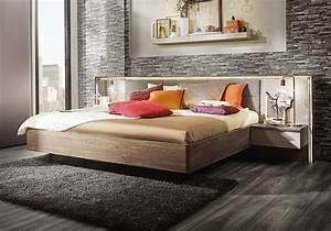 Lit Avec Chevet Intégré Conforama : lit ipanema avec chevet attenants ipanema velia 1 meubles atlas ~ Teatrodelosmanantiales.com Idées de Décoration