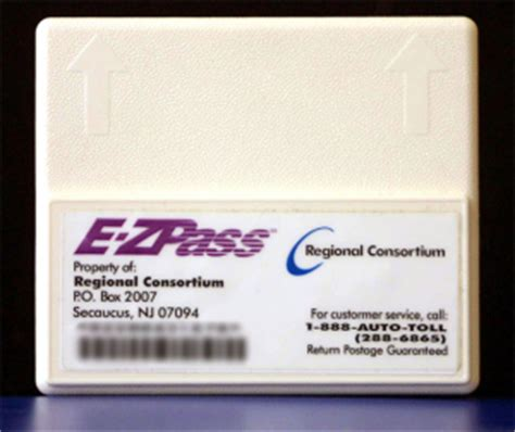 new jersey discovers ez pass toll transponder tracked