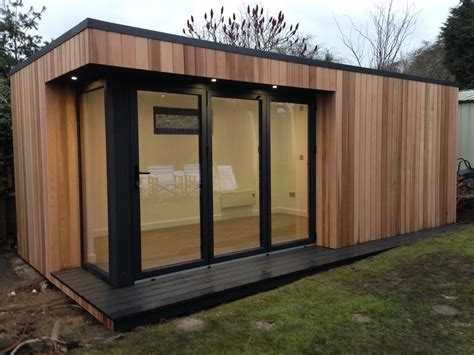 luxury garden sheds garden buildings contemporary and luxury garden