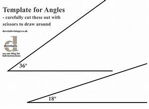 4  Template For Angles To Make Rustic Festive Stars Out Of