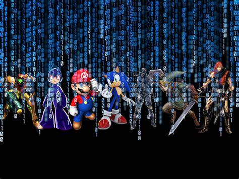 wallpaper video games wallpapersafari