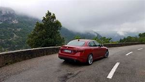 Essai Alfa Romeo Giulia : essai alfa romeo giuliaen voiture carine en voiture carine ~ Medecine-chirurgie-esthetiques.com Avis de Voitures