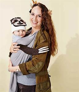 Deguisement Halloween Bebe : 50 d guisements g niaux pour halloween avec un porte b b ~ Melissatoandfro.com Idées de Décoration