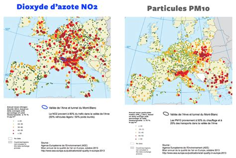 Carte Europeenne Pollution by Contentieux Europ 233 En Inspire