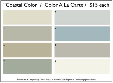 behr paint color swatches coastal colors that you don t see at decorating by